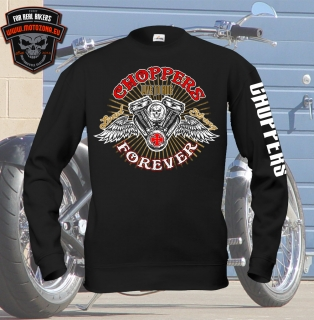 Mikina Choppers Forever